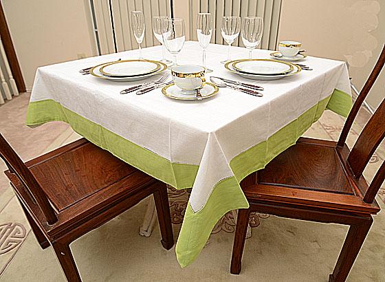 """festive 54""""square tablecloth"""