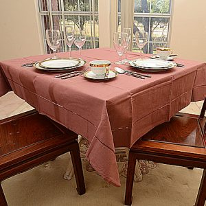 Apple Butter All Colored 54″ SQ. tablecloth.